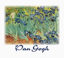 Vincent Van Gogh - Irises One Piece - Short Sleeve