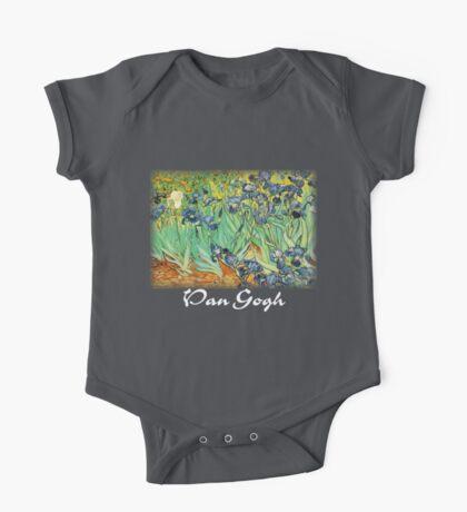 Vincent Van Gogh - Irises One Piece - Short Sleeve
