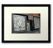 East Village NYC #3 Framed Print
