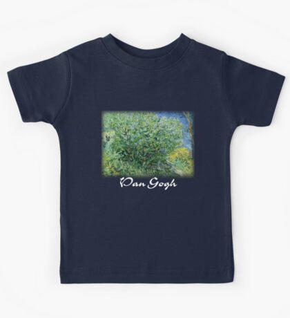 Vincent Van Gogh - Lilacs Kids Tee