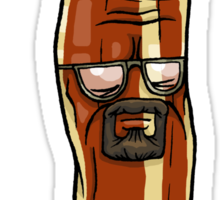 Bacon Bad Sticker