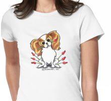 Blenheim CKCS Sweetheart Womens Fitted T-Shirt