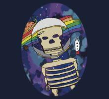 Vanity of Space Kids Tee