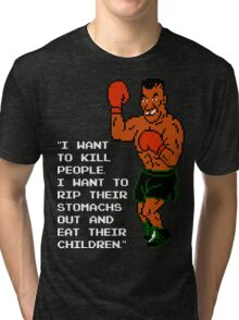 Tyson Quote #1 v2 Tri-blend T-Shirt