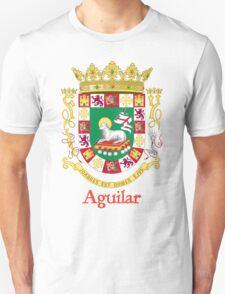 Aguilar Shield of Puerto Rico T-Shirt
