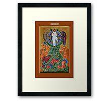 The Transfiguration of Jesus Christ Framed Print
