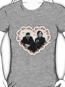 Hearted Sheriarty T-Shirt