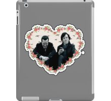Hearted Sheriarty iPad Case/Skin