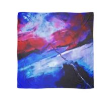 ABSTRACT SUNSET 2 Scarf