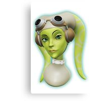 Hera SW Rebels Canvas Print