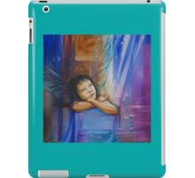 Child at the Faery Window iPad Case/Skin