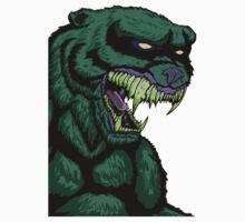 Zombie Bear by Thomatorr