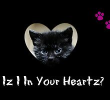 Iz I In Your Heartz? by Ladymoose