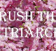 Crush the Patriarchy by shilohfreddi