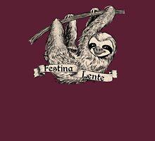 Festina Lente Three-Toed Sloth Unisex T-Shirt