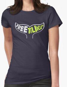 Free Tilikum Vol. 2 Womens Fitted T-Shirt