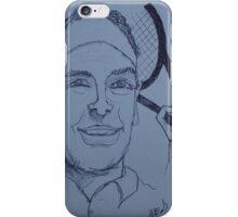 Tennis Pro iPhone Case/Skin