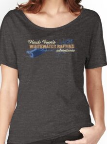 Huck Finn's Whitewater Rafting Adventures Women's Relaxed Fit T-Shirt