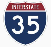 Interstate 35 by cadellin