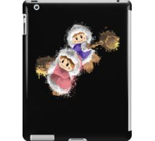 Abstract Ice Climber Epic Duo iPad Case/Skin
