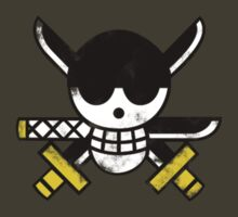 One Piece Zoro Jolly Roger by CraftMonsters