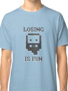 Dwarf Fortress - Losing is Fun! Classic T-Shirt