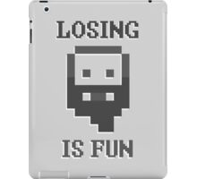 Dwarf Fortress - Losing is Fun! iPad Case/Skin