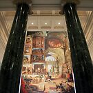 An Ancient Rome Tapestry by Cora Wandel