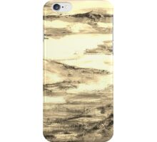 Altered Seascape #1 iPhone Case/Skin