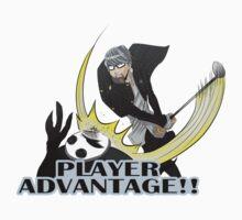 Persona 4 - PLAYER ADVANTAGE!! T-Shirt