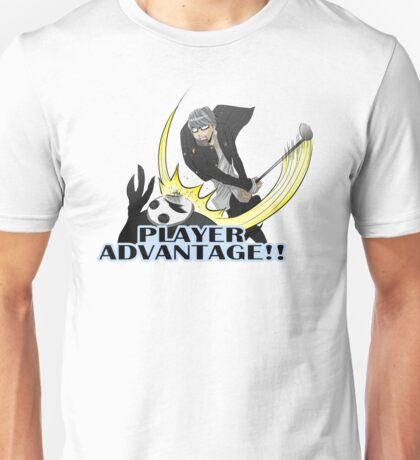 Persona 4 - PLAYER ADVANTAGE!! Unisex T-Shirt
