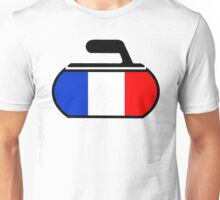 French Curling Unisex T-Shirt