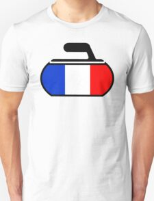 French Curling T-Shirt
