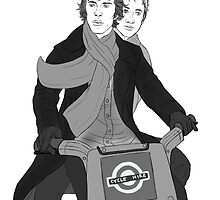 Johnlock : Pursuit by harrykurtstiles