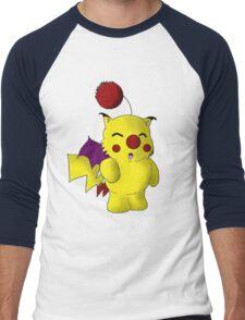 Moogachu Men's Baseball ¾ T-Shirt