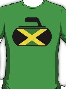 Jamaican Curling  T-Shirt