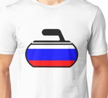 Russian Curling Unisex T-Shirt