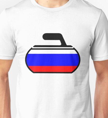 Russian Curling Unisex T-Shirt