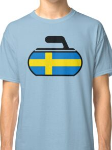 Sweden Curling Classic T-Shirt