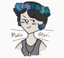 Mako Mori by mckennaoip