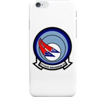 VA-93 Ravens Patch iPhone Case/Skin