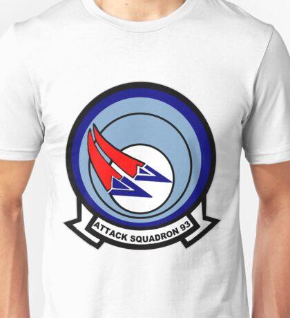 VA-93 Ravens Patch Unisex T-Shirt