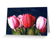 Sennelier Tulips Greeting Card