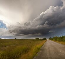 Storm Path by PeaceInArt