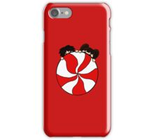 Little People- Red iPhone Case/Skin