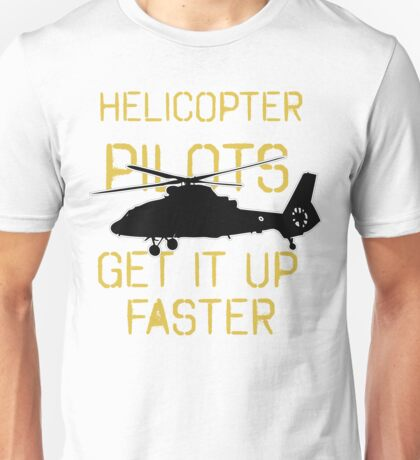 Up Faster 2 Unisex T-Shirt