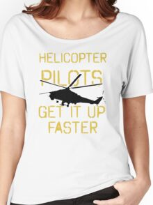 Up Faster Apache Women's Relaxed Fit T-Shirt