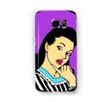 The Lady Samsung Galaxy Case/Skin