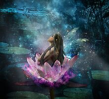 Moonlight Fairy  by Creative Images