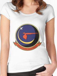 VFA-94 Mighty Shrikes Women's Fitted Scoop T-Shirt